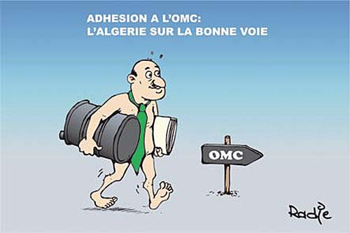 Adhésion à l'OMC: L'Algérie sur la bonne voie - oms - Gagdz.com