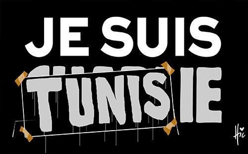 Je suis Tunisie - Le Hic - El Watan - Gagdz.com