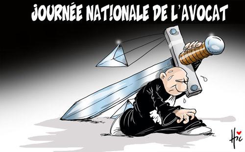 Journée nationale de l'avocat - Le Hic - El Watan - Gagdz.com