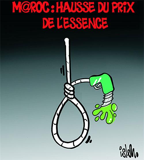 Maroc: Hausse du prix de l'essence - Islem - Le Temps d'Algérie - Gagdz.com
