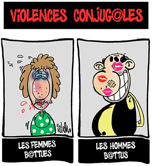 Violences conjugales - Islem - Le Temps d'Algérie - Gagdz.com