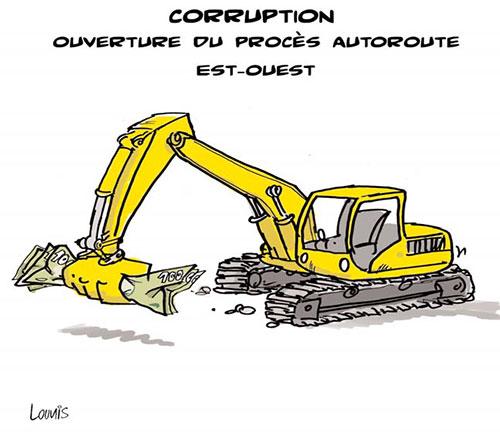 Corruption: Ouverture du procès autoroute est-ouest - Lounis Le jour d'Algérie - Gagdz.com
