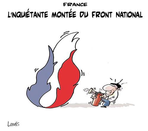 France: L'inquiétante montée du frnt national - national - Gagdz.com