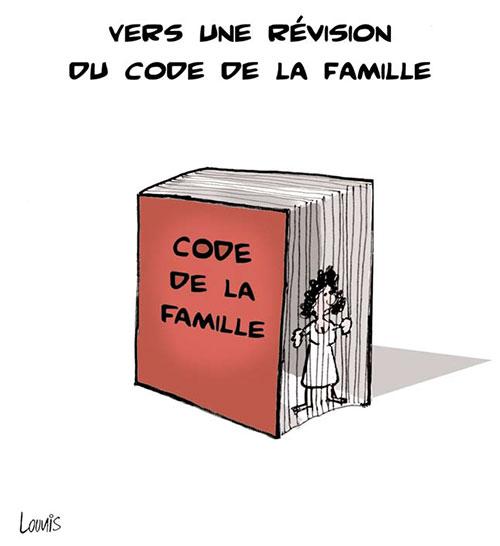 Vers une révision du code de la famille - Lounis Le jour d'Algérie - Gagdz.com