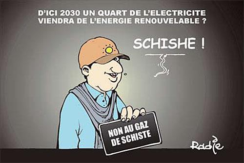 D'ici 20130 un quart de l'électricité viendra de l'énergie renouvelable ? - tagasupprimer - Gagdz.com