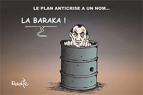 Le plan anticrise a un nom - Ghir Hak - Les Débats - Gagdz.com