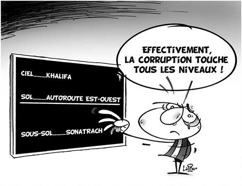 Corruption en Algérie - Vitamine - Le Soir d'Algérie - Gagdz.com