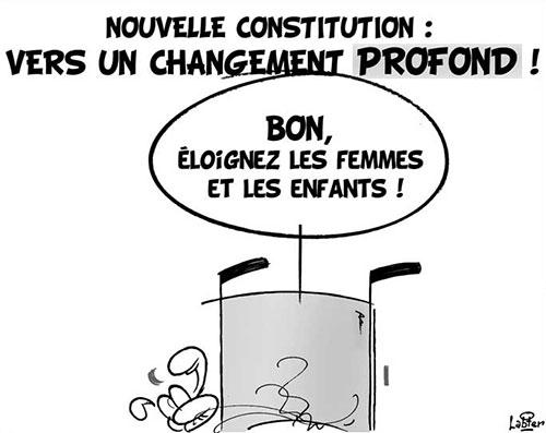Nouvelle constitution: Vers un changement profond - Vitamine - Le Soir d'Algérie - Gagdz.com