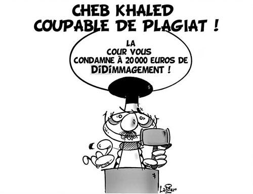Cheb Khaled coupable de plagiat - Vitamine - Le Soir d'Algérie - Gagdz.com