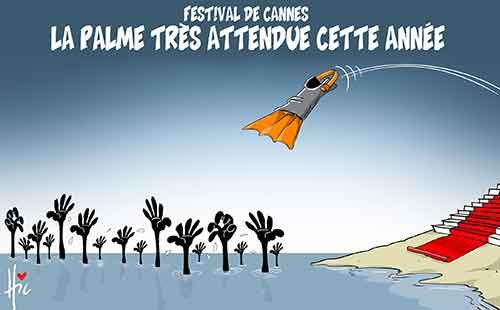 Festival de Cannes: La palme très attendue cette année - Festival - Gagdz.com