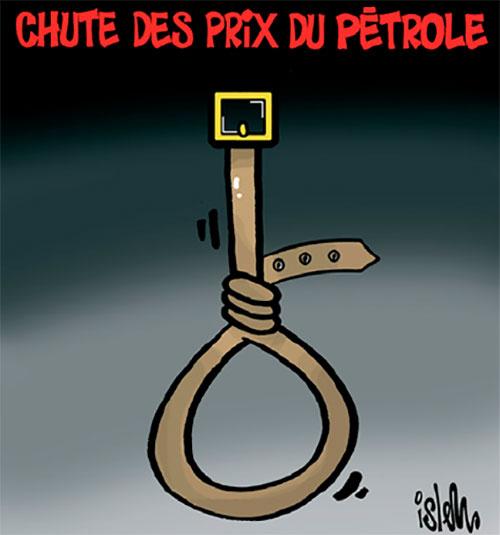 Chute des prix du pétrole - Islem - Le Temps d'Algérie - Gagdz.com