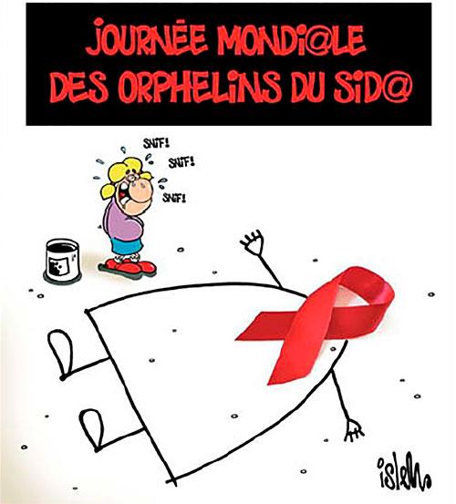 Journée mondiale des orphelins du sida - Islem - Le Temps d'Algérie - Gagdz.com