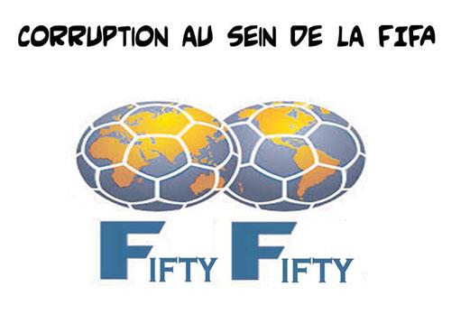 Corruption au sein de la fifa - Fifa - Gagdz.com