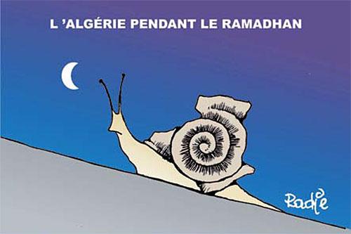 L'Algérie pendant le ramadhan - pendant - Gagdz.com