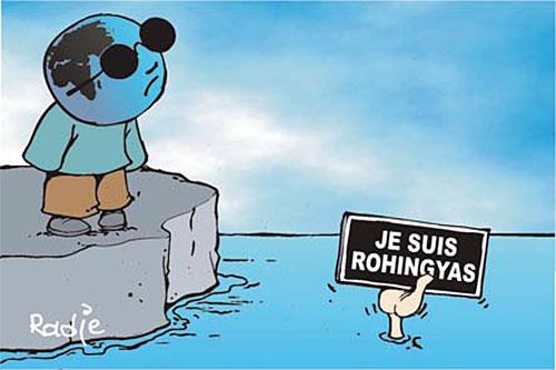Je suis Rohingyas - Ghir Hak - Les Débats - Gagdz.com