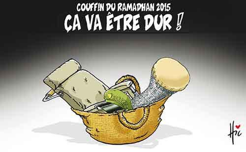 Couffin du ramadhan 2015: Ça va être dur - Le Hic - El Watan - Gagdz.com
