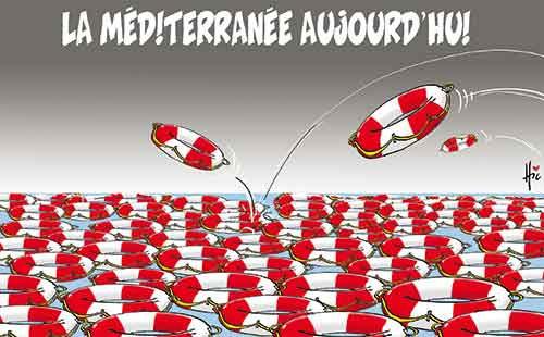 La méditerranée aujourd'hui - aujourd'hui - Gagdz.com