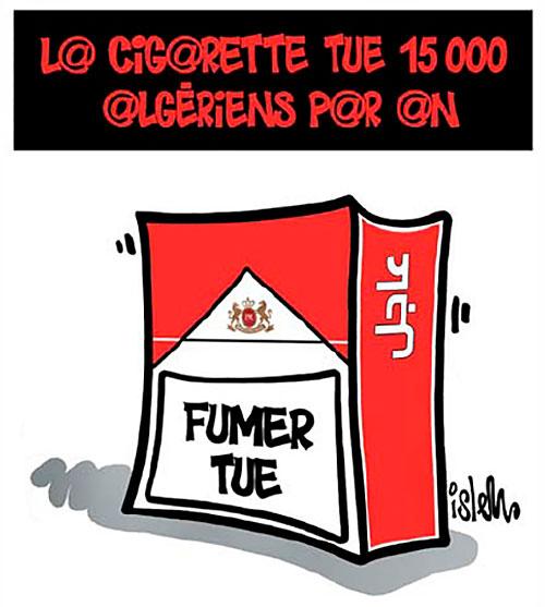 La cigarette tue 15 000 algériens par an - Islem - Le Temps d'Algérie - Gagdz.com