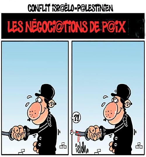 Conflit israélo-palestinien: Les négociations de paix - Islem - Le Temps d'Algérie - Gagdz.com
