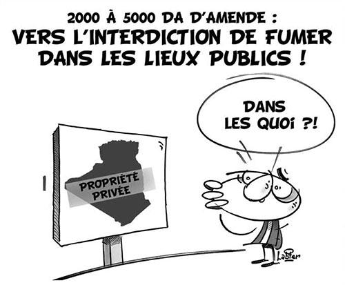 2000 à 5000 DA d'amende: Vers l'interdiction de fumer dans les lieux publics - Vitamine - Le Soir d'Algérie - Gagdz.com