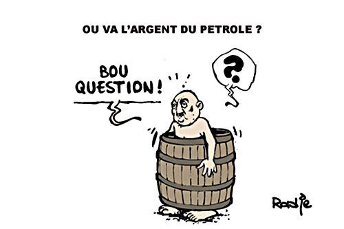 Ou va l'argent du pétrole ? - Ghir Hak - Les Débats - Gagdz.com