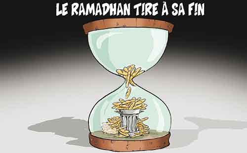 Le ramadhan tire à sa fin - tire - Gagdz.com