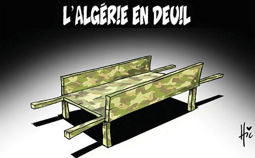L'Algérie en deuil - Le Hic - El Watan - Gagdz.com