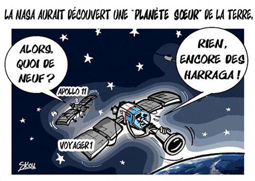La nasa aurait découvert une planète soeur de la terre - planète - Gagdz.com