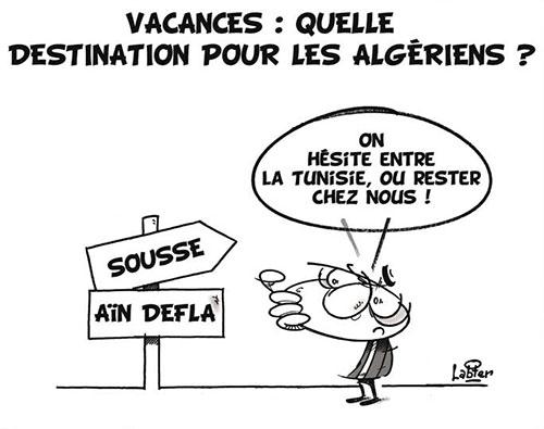 Vacances: Quelle destination pour les algériens ? - vacances - Gagdz.com