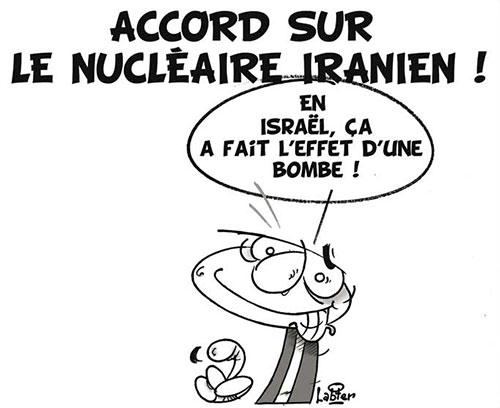 Accord sur le nucléaire iranien - Administrations - Gagdz.com