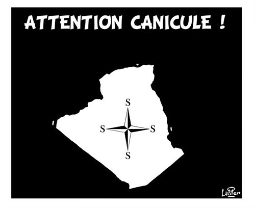 Attention canicule - Vitamine - Le Soir d'Algérie - Gagdz.com