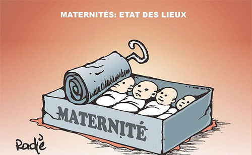 Maternités: Etat des lieux - Ghir Hak - Les Débats - Gagdz.com