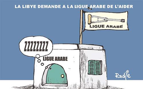 La Libye demande à la ligue arabe de l'aider - Ghir Hak - Les Débats - Gagdz.com