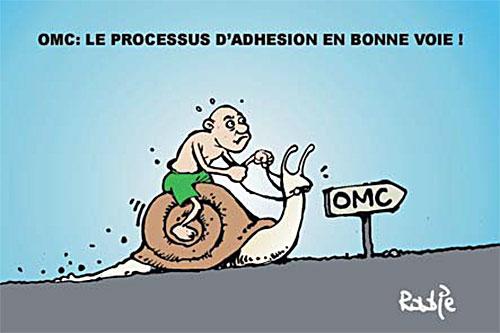 OMC: Le processus d'adhésion en bonne voie - Ghir Hak - Les Débats - Gagdz.com