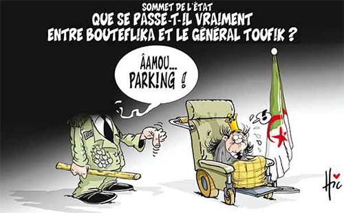 Sommet de l'état: Que se passe-t-il vraiment entre Bouteflika et le général Toufik ? - sommet - Gagdz.com