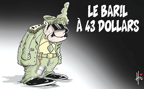 Le baril à 43 dollars - baril - Gagdz.com