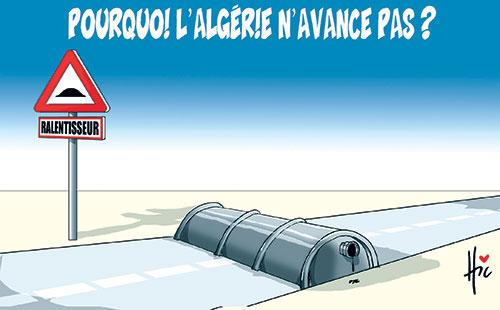 Pourquoi l'Algérie n'avance pas ? - Le Hic - El Watan - Gagdz.com