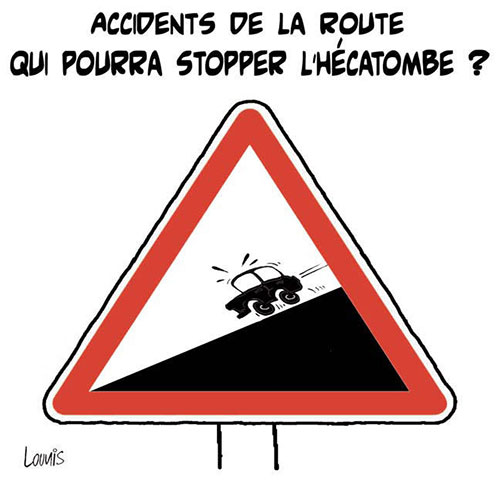 Accidents de la route: Qui pourra stopper l'hécatombe ? - route - Gagdz.com