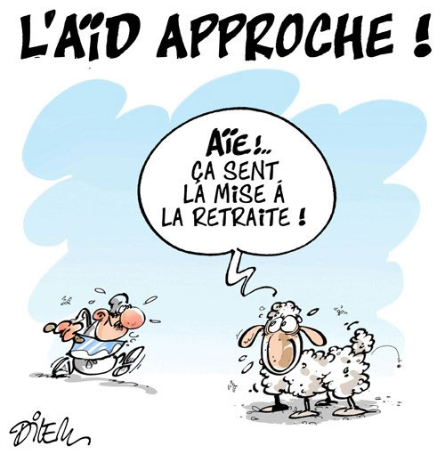L'aïd approche - Dilem - Liberté - Gagdz.com