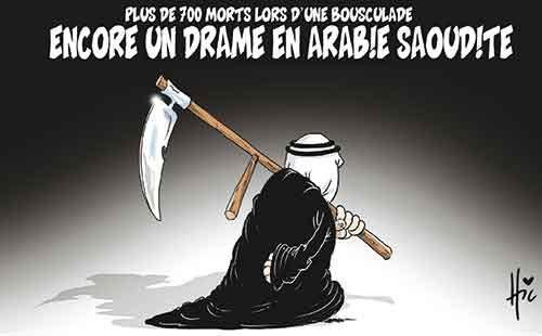Plus de 700 morts lors d'une bousculade: Encore un drame en Arabie Saoudite - Le Hic - El Watan - Gagdz.com