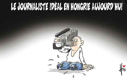 Le journaliste idéal en Hongrie aujourd'hui - aujourd'hui - Gagdz.com