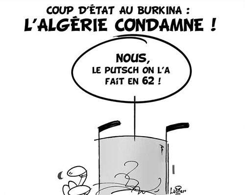 Coup d'état au Burkina: L'Algérie condamne - Burkina - Gagdz.com