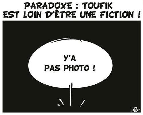 Paradoxe: Toufik est loin d'être une fiction - Vitamine - Le Soir d'Algérie - Gagdz.com
