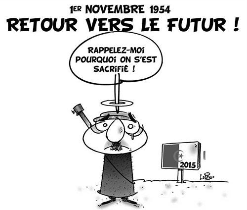 1er novembre 1954: Retour vers le futur - 1er novembre - Gagdz.com