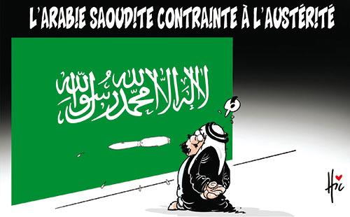 L'Arabie Saoudite contrainte à l'austérité - Le Hic - El Watan - Gagdz.com