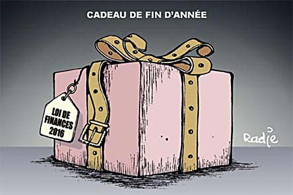Cadeau de fin d'année - Ghir Hak - Les Débats - Gagdz.com