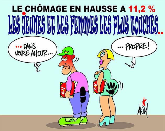 Le chômage en hausse à 11,2%: Les jeunes et les femmes les plus touchés - Akim - L'echo d'Algérie - Gagdz.com