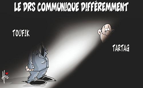 Le drs communique différemment - drs - Gagdz.com