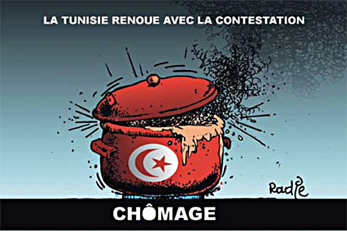 La Tunisie renoue avec la contestation