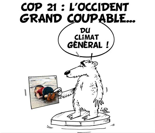 Cop 21: L'occident grand coupable - grand - Gagdz.com